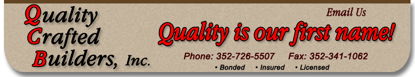 About Quality Crafted Builders And Owner Wayne Bardsley
